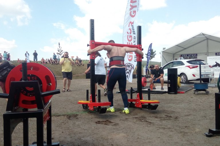 AQUASYS STRONGMAN CUP 2017