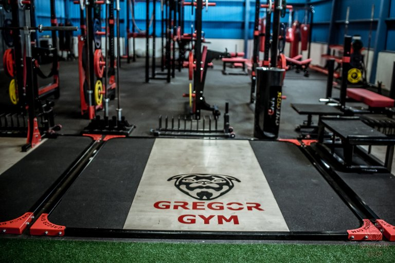 Gregor Gym Showroom